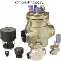Вентиль сервоприводный ICS 125