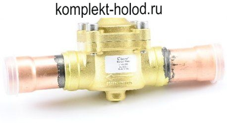 Клапан обратный Becool BC-CV-138S