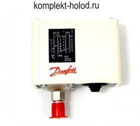 Реле давления (прессостат) KP 5 авт. HP (под пайку 6мм) IP44