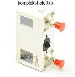 Реле давления (прессостат) KP15 (сброс авт. HP/LP) сигнал LP, IP44