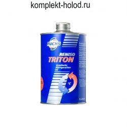 Масло холодильное Reniso Triton SEZ 22, 1 л