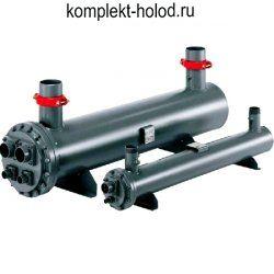 Теплообменник кожухотрубный MPE 160-2