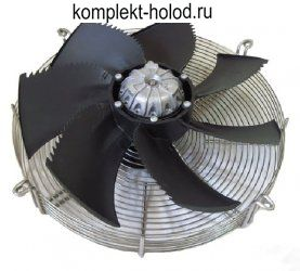 Вентилятор в сборе Ziehl-Abegg FN050-4EK 4I V7