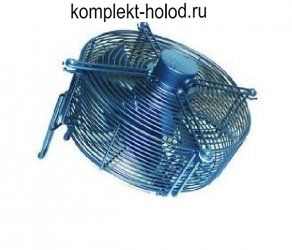 Вентилятор обдува головок цилиндров Bitzer (6JE...6FE)