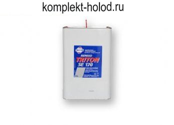 Масло холодильное Reniso Triton SE 170 (5 л)