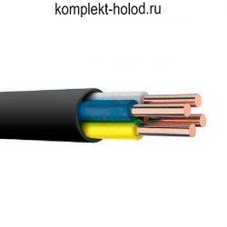Провод ВВГнг(А)-LS 4 x 1,5 (ож) -0,66 кабель