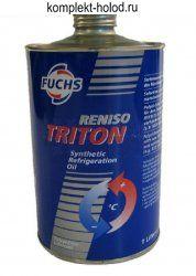 Масло холодильное Reniso Triton SEZ 68 (5 л)