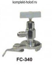 Вентиль-проколка для баллонов FC-340