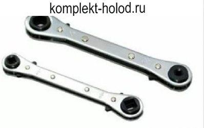 Ключ-трещетка CT-122