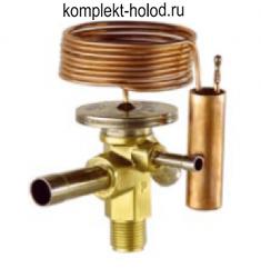 Вентиль терморегулирующий TIE - MW (R134a, резьба)