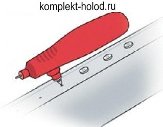 Монтажное шило угловое K-FLEX