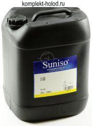 Масло холодильное минеральное Suniso 3GS (20 л)