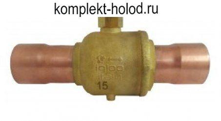 "BSS-48RR запорный вентиль 76 мм - 3"""