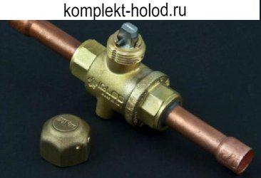 """BSS-6 запорный вентиль 3/8"""""""