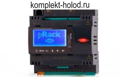 Контроллер Carel pRack-100 PRK1R1X3BO