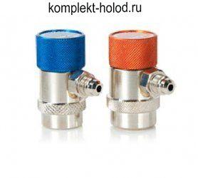Быстросъемная муфта 1/4 SAE для порта высокого давления систем с R134A (RA1053.01)
