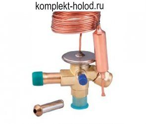 Вентиль терморегулирующий RFKA03E-3.4-10 (-40...+10 C, без MOP)