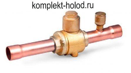 Вентиль шаровой SBV(M)-JA3YHSY-2-SA (10 mm)