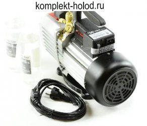 Насос вакуумный двухступенчатый 240 л/мин VP10D Cps