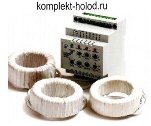 Блок защиты электродвигателя УБЗ-301 63-630 А